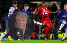 Jon Bon Jovi Melihat Pemain Bayern Muenchen Minum Wiski Sebelum Menghajar Chelsea - JPNN.com