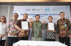 Pupuk Sriwidjaja Palembang Siap Operasikan Pabrik NPK Fusion II - JPNN.com
