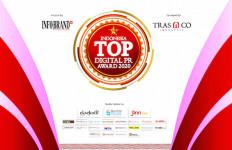 Kali Ketiga, TRAS N CO Indonesia Apresiasi Perusahaan dengan Kinerja PR Digital Terbaik - JPNN.com