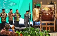 Menpora Mendampingi Wapres Ma'ruf Amin Buka Kongres Umat Islam Indonesia VII - JPNN.com