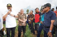 Tekan Impor, Kementan dan Komisi IV DPR Dorong Produksi Bawang Putih Temanggung - JPNN.com