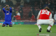 Hasil 32 Besar Liga Europa: Arsenal Sial - JPNN.com