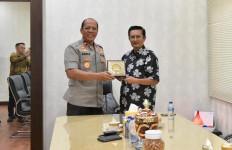 Fadel Muhammad Dukung Kapolda Gorontalo Berantas Narkoba - JPNN.com