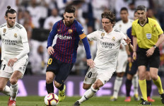 Virus Corona Membayangi Real Madrid Vs Barcelona - JPNN.com