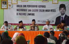 Senator Lampung Abdul Hakim Siap Dalami Implementasi Dana Desa - JPNN.com