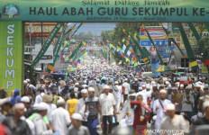 Jutaan Jemaah Diprediksi Hadir di Puncak Acara Haul Guru Sekumpul - JPNN.com