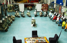 Museum Piaggio Ditutup Imbas Meluasnya Virus Corona di Italia - JPNN.com