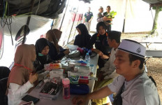 Ribuan Jemaah Haul Guru Sekumpul Tumbang - JPNN.com