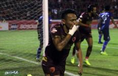 Gol Indah Ferdinand Sinaga Bawa PSM Menang Atas PSS Sleman - JPNN.com