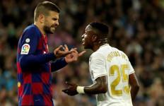Pique Kesal Lihat Penampilan Madrid di El Clasico - JPNN.com
