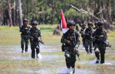 Pastikan Batas Negara Aman, Satgas Pamtas RI – PNG Gelar Patroli Patok - JPNN.com