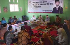 Senator Abdul Hakim Serap Aspirasi Pengurus BKPRMI Tanjung Bintang - JPNN.com