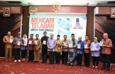 Ma'ruf Cahyono Menghadiri Peluncuran Buku Karya Bambang Sadono - JPNN.com