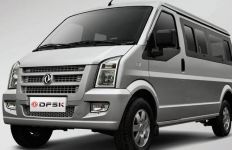 DFSK Lirik Segmen Kendaraan Jenis Minibus dan Blind Van - JPNN.com