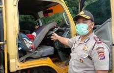 Sopir Truk Asal Lampung Tewas di Tol Tangerang-Merak - JPNN.com