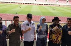 Bamsoet Terkesan dengan Stadion Papua Bangkit - JPNN.com