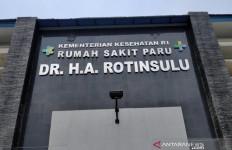 Kondisi Satu Pasien yang Diisolasi di RSP Rotinsulu Bandung Membaik - JPNN.com