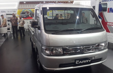 Suzuki Luncurkan Pikap Carry Luxury di GIICOMVEC 2020, Harganya Rp 155 Juta - JPNN.com