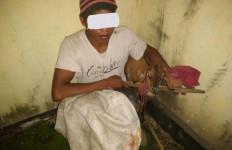Pemuda Ini Tepergok Berbuat Terlarang di Kandang Kambing - JPNN.com