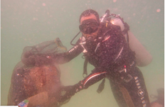 22 Penyelam Membersihkan Sampah di Bawah Laut Labuan Bajo, Ini Hasilnya - JPNN.com