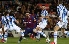 Barcelona Menang Tak Meyakinkan - JPNN.com
