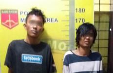 Setelah Ditembak, Diobati, Kedua Pencuri Ini Difoto, Lihat! - JPNN.com