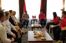 Terima Kunjungan Partai Buruh Australia, PDIP Paparkan Strategi Reformasi SDM - JPNN.com
