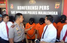 6 Pencuri Diciduk, Satu Ditembak, Dor - JPNN.com