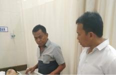 Pria Berbaju Merah Itu Mendadak Loncat dari Lantai 7 Setelah Putus Cinta - JPNN.com