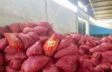 Bea Cukai Gagalkan Penyelundupan 18 Ton Bawang Merah Asal Thailand - JPNN.com