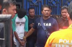 Pembunuh Siswi MTsN Tanjung Balai Jalani Pra Rekonstruksi - JPNN.com