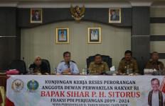 Bertemu Wali Kota Sibolga, Sihar Sitorus Sampaikan Aspirasi Masyarakat Soal Pukat Trawl dan Izin Rumah Ibadah - JPNN.com