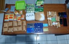 Sindikat Narkoba Jambi Dibongkar, 4,9 Kg Sabu-sabu dan 1.400 Butir Ekstasi Diamankan - JPNN.com