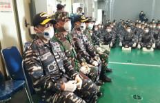 Kasal Kunjungi Prajurit KRI Soeharso-990 dan Satgas Evakuasi WNI ODP Corona - JPNN.com