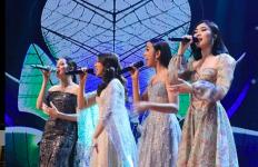Pesona Raisa dan Isyana Sarasvati di Konser Kemenangan Indonesian Idol - JPNN.com