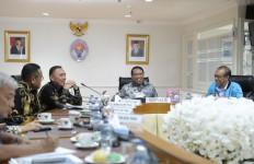 Menpora Gelar Rakor dengan Ketua Umum PSSI, Nih Agendanya - JPNN.com