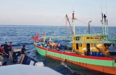 Dua kapal Ikan Asing Ilegal Kembali Ditangkap - JPNN.com
