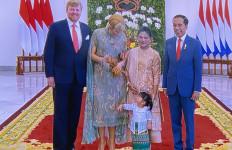 Bukan Jan Ethes, Tetapi Jokowi Ajak Sedah Mirah Sambut Raja-Ratu Belanda - JPNN.com