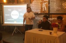 Aqalin Luncurkan Aplikasi Penyedia Jasa Kreatif - JPNN.com