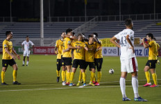 Takluk di Markas Ceres Negros, Bali United Turun ke Posisi Juru Kunci di Grup G Piala AFC - JPNN.com