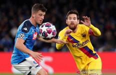 Corona Bikin Barcelona Vs Napoli Tanpa Penonton - JPNN.com