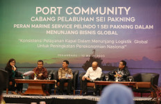 Pelindo I Sei Pakning Optimalkan Layanan Marine Service - JPNN.com