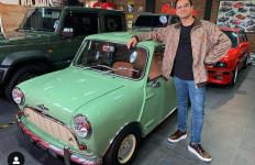 Andre Lepas Morris Mini 1959 ke Raffi Ahmad, Rp 700 Juta tanpa Ditawar - JPNN.com