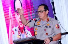 Menteri Erick Thohir Gandeng Wakapolri, Tidak Ada Kata Jenuh untuk Polisi - JPNN.com