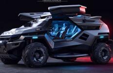 SUV Armotruck, Mobil yang Siap Diajak Perang - JPNN.com