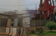 Pipa Gas di Jalan Raya Bekasi Cakung Bocor - JPNN.com