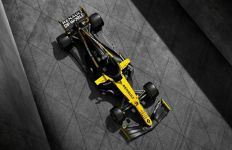 Tim Renault Merilis Mobil F1 2020 dengan Livery dan Sponsor Baru - JPNN.com