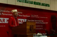 Gubernur Papua Sultan Zainal Abidin Syah Diusulkan jadi Pahlawan Nasional - JPNN.com