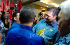 Tanpa Amien Rais, Rombongan PAN Bersilaturahmi ke DPP Golkar - JPNN.com