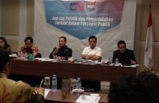 Survei Cyrus Network: Elektabilitas Ganjar Mengalahkan Anies Baswedan - JPNN.com